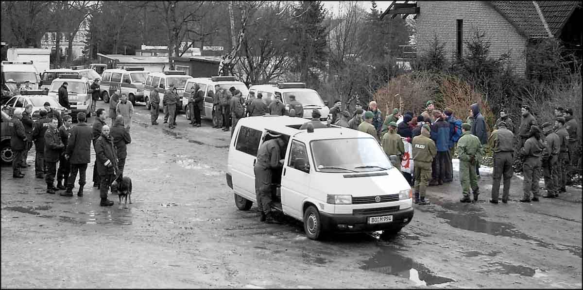 Polizeikessel 2003-02-05