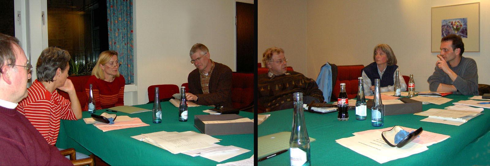 Foto: Fraktionssitzung